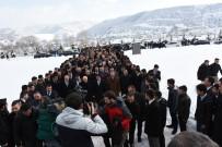 İL BAŞKANLARI TOPLANTISI - Bahçeli, Ülkücü Şehitler Anıtı'nı Ziyaret Etti