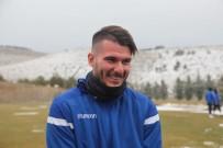GÖZTEPE - Barış Alıcı Açıklaması 'Stadyumun Ambiyansı Ve Taraftarların Coşkusu Çok Güzeldi'