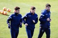 TRABZONSPOR - Başakşehir'de Trabzonspor Maçı Hazırlıkları Başladı