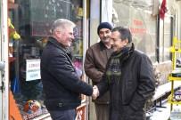 Başkan Ataç'tan Eskişehirli Esnaflara 'Hayırlı İşler' Ziyareti