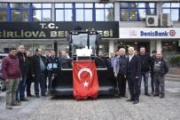 GENEL BAŞKAN - Başkan Kale, İncirliova'ya Yeni Kepçe Kazandırdı