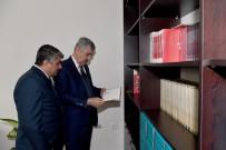 ULUSLARARASI - Başkan Polat, Kültür A.Ş.'Yi Ziyaret Etti