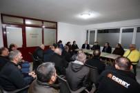 SAĞLIK OCAĞI - Başkan Yaşar, Yeni Mücevherkent Sakinleri İle Buluştu