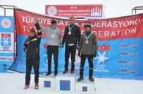YARIŞ - Bitlis'te Düzenlenen Kayaklı Koşu Yarışları Sona Erdi