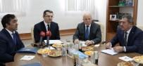 ERZURUM VALISI - Büyükşehir'den Yeni Bir İstihdam Atılımı Daha Açıklaması Erzurum Tekstilkent Projesi