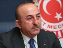 BASIN TOPLANTISI - Çavuşoğlu: Terör örgütleri aldığımız kararları etkilememeli!