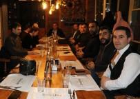GAZETECILER GÜNÜ - Chakless, Gazeteciler Günü'nü Kutladı