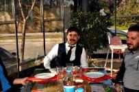 Cizrespor Başkanı Sefinç Sporcularla Yemekte Bir Araya Geldi