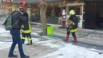 İTFAİYE ERİ - Çorum'da Yangın