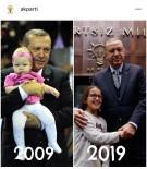 CUMHURBAŞKANı - Cumhurbaşkanı Erdoğan '10Yearschallenge' Akımına Katıldı
