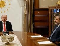 TÜRKİYE - Cumhurbaşkanı Erdoğan MİT Başkanı Fidan'ı kabul etti