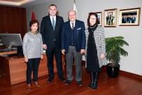 SİVİL TOPLUM - Derneklerden Başkan Taşdelen'e Hayırlı Olsun Ziyareti