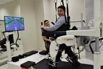 Doğu Anadolu'nun Tek 'Yürüme Robotu' Hastaların Umudu Oldu