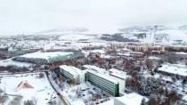 HAVA SICAKLIĞI - Doğu'nun 'Kış Cenneti' Havadan Bir Başka Güzel