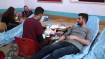 İMAM HATİP ORTAOKULU - Doğubayazıt Öğretmenlerden Kök Hücre Ve Kan Bağışı Kampanyası