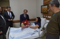 SAĞLIK HİZMETİ - Doktorlar Saldırıya Uğrayan Meslektaşları İçin Hasta Kabulü Yapmadı