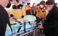 HELIKOPTER - Eksi 20 Derecede Mahsur Kaldılar