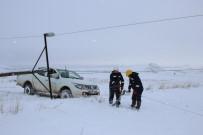 Enerji Timleri Kar Kış Demiyor