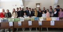 ÇEYREK ALTIN - Erciş'te 'Kitap Okuma' Yarışması