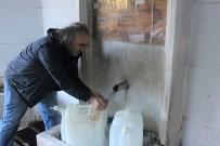 SOĞUCAK - Fazla Yağışlar Çeşmedeki Su Miktarını Artırdı