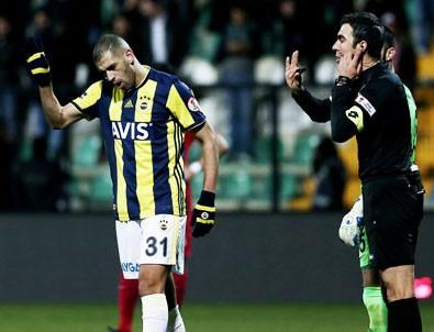 Fenerbahçe kupada yıkıldı!