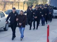 UZMAN ÇAVUŞ - FETÖ'den 46 Asker Adliyeye Sevk Edildi