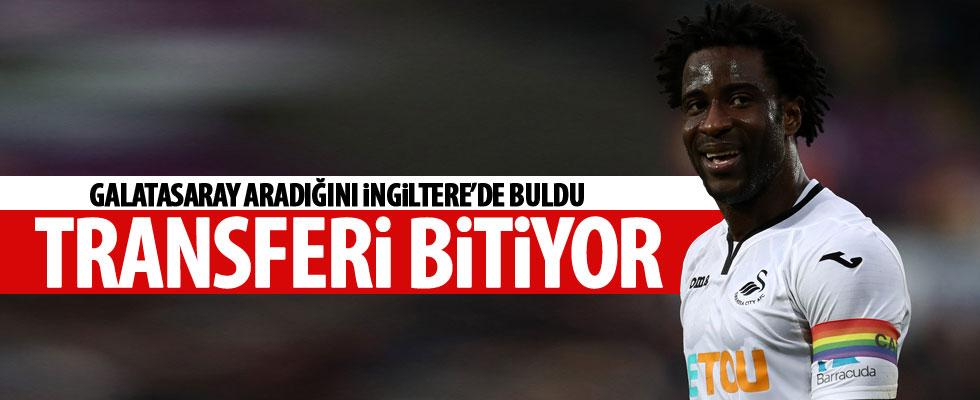Galatasaray forvetini buldu