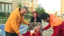 FATİH TERİM - Galatasaraylı Engelli Gencin Hayali Gerçekleşiyor