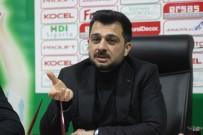 UĞUR ARSLAN - Giresunspor'da Aykut Demir'e Af Çıktı, 3 Yabancı İse Kadro Dışı Bırakıldı