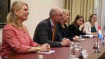 BASIN TOPLANTISI - Hollanda Dışişleri Bakanı Blok Arnavutluk'ta