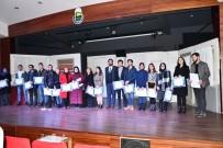 HALK EĞİTİM - İNESMEK'te 691 Kursiyer Sertifikasını Aldı