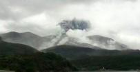 METEOROLOJI - Japonya'daki Volkan Yeniden Harekete Geçti