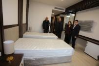 YıLDıZLı - Kepez'in 'Hasta Yakınları Konukevi' Gün Sayıyor