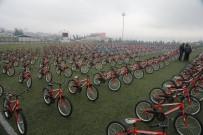 Kilis'te '15 Bin Eve 15 Bin Bisiklet' Kampanyası Sürüyor