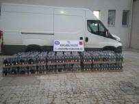 JANDARMA - Kırklareli'de 1 Ton Kaçak İçki Ele Geçirildi