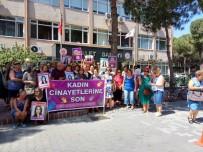 Körfez Bağımsız Kadın Dayanışması Açıklaması 'Cinayet Değil, Meşru Müdafaa'