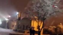 İŞGAL - Kudüs'e Kar Yağdı, Kartpostallık Görüntüler Oluştu