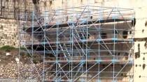 ULUSLARARASI - Kudüs Ulemasından İsrail'in Ağlama Duvarı'nı 'Restore' Etmesine Kınama