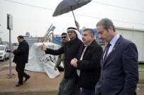 GIDA YARDIMI - Kuveyt'ten Iraklı Göçmenlere Yardım