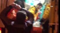 Mahsur Kalan Yüksek Tansiyon Hastasına 8 Saatte Ulaşıldı