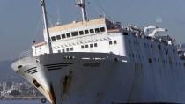 Mersin'de Karaya Oturan Gemi İçin Satış Kararı