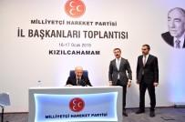 GÜVENLİ BÖLGE - MHP Lideri Bahçeli Açıklaması 'Trump'ın Ağzını Kapatmadıkça Konu Kapanmaz'