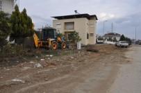 YOL ÇALIŞMASI - Nazilli'de Merkezden Kırsala Modern Yollar
