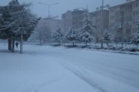 Nevşehir'de Kar Kalınlığı 29 Santime Ulaştı
