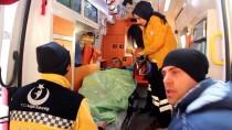 ELEKTRİK DAĞITIM ŞİRKETİ - Ormanda Mahsur Kalan Çalışanlar Helikopterle Kurtarıldı