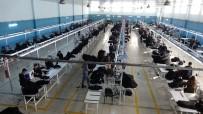 DOĞALGAZ - OSB'den Tekstil Üretimine 100 Hektarlık Alan