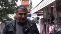 GÜVENLİK KAMERASI - (Özel) Avcılar'da Yolcu Minibüsü Dehşeti Kamerada