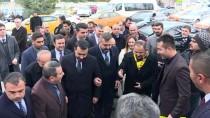 TAKSİ DURAĞI - Özhaseki'den Taksi Durağı Ziyareti