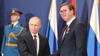 CUMHURBAŞKANı - Putin, Türk Akımı İçin Ek Bütçe Oranını Açıkladı