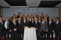 TÜRK EKONOMI BANKASı - Reel Sektör Ve Finans Sektörü Diyalog Güçlendirme Toplantısının 12.Si Erzurum'da Gerçekleştirildi
